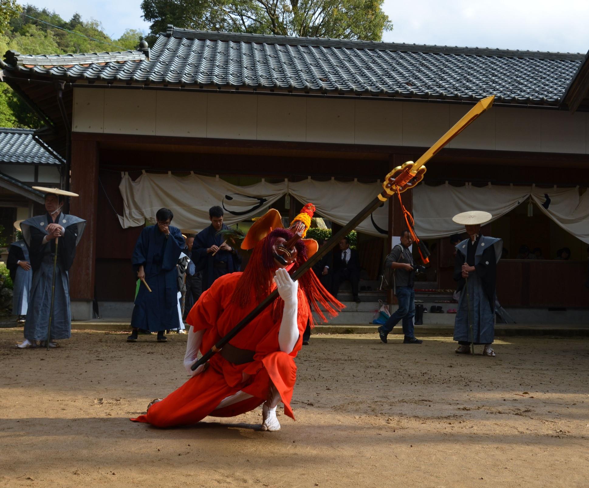弥美神社例大祭