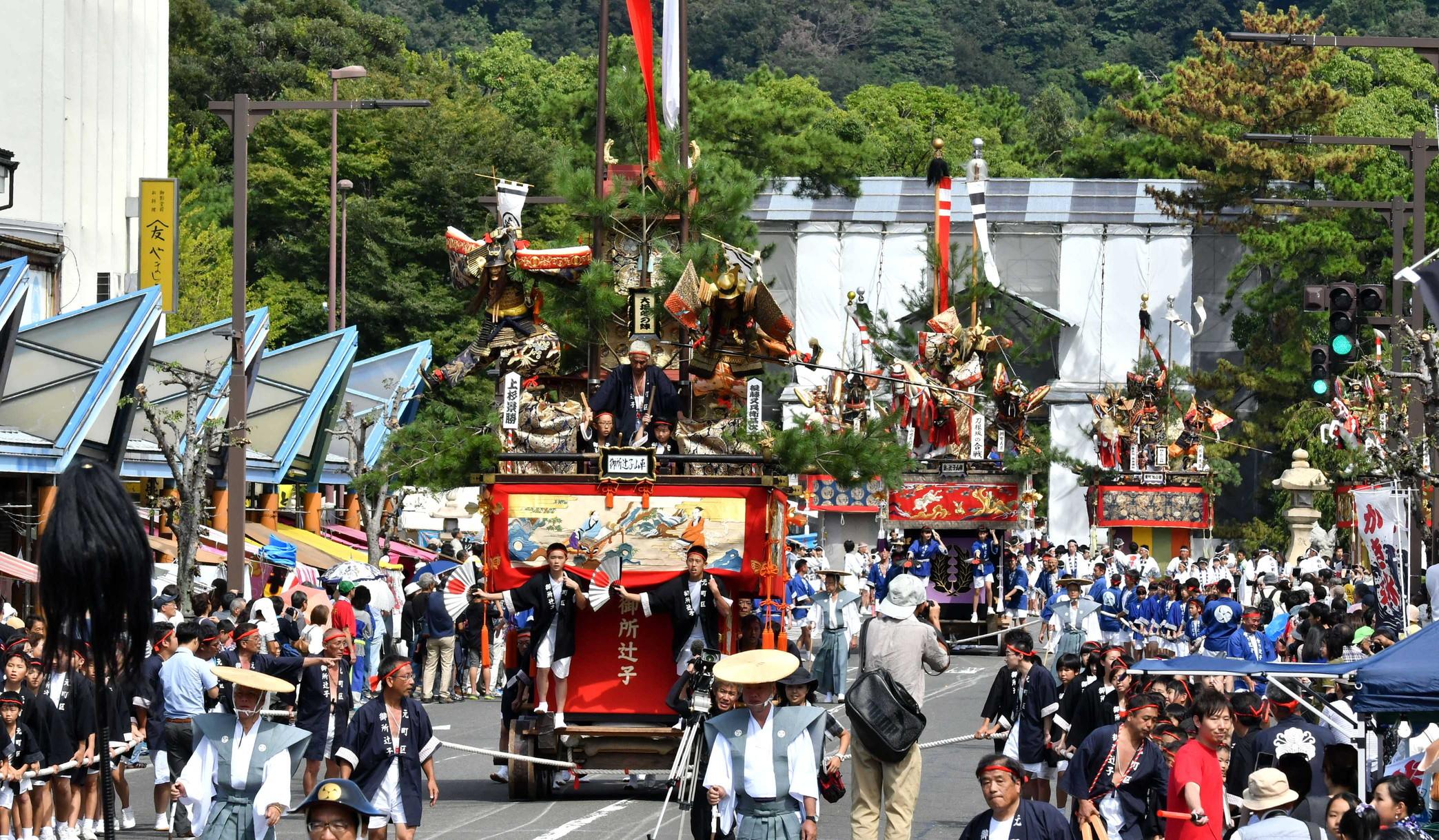 氣比神宮例祭(敦賀まつり)