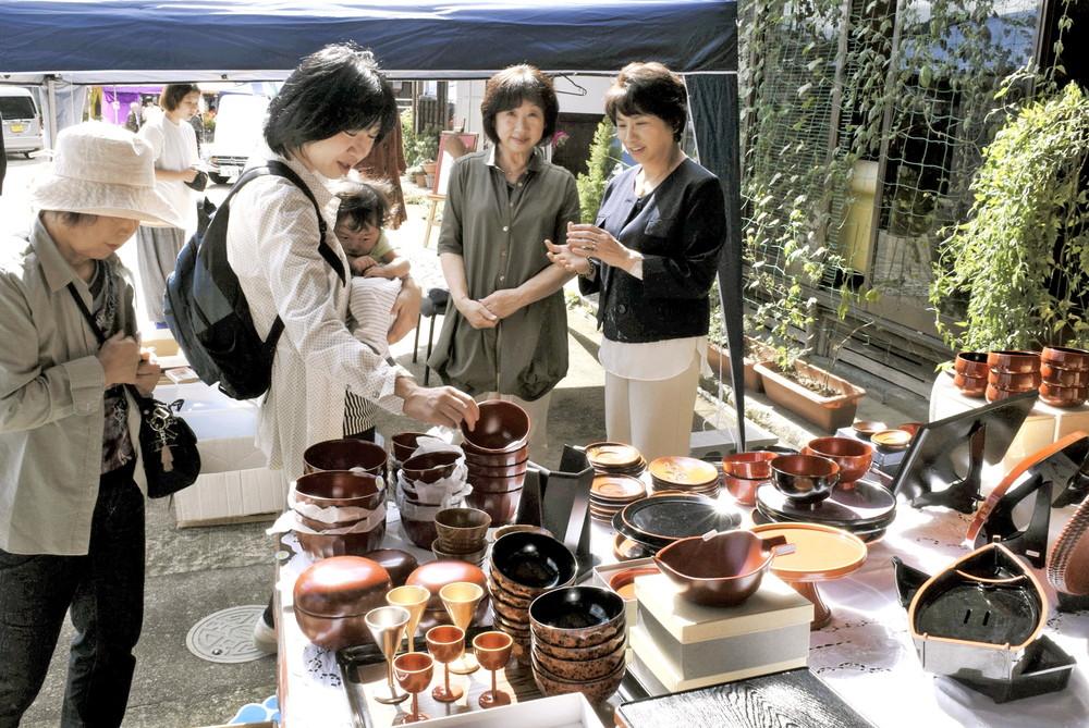 河和田くらしの祭典