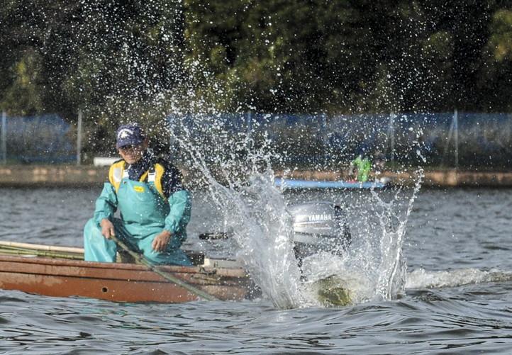 タタキ網漁