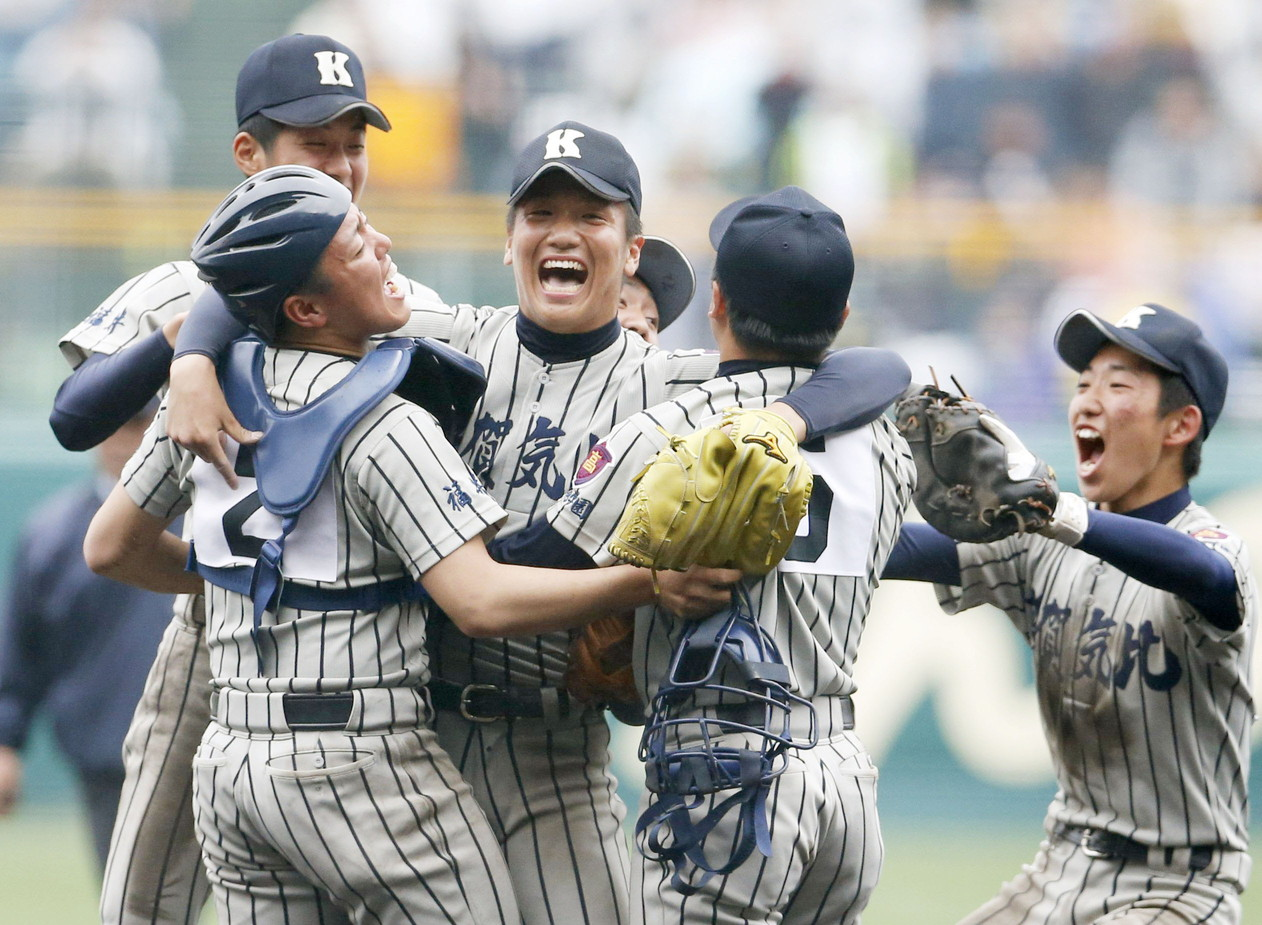 敦賀気比高校が春の選抜で北陸勢初の全国制覇