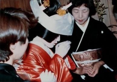 福井に伝わる昔ながらの婚礼の風習