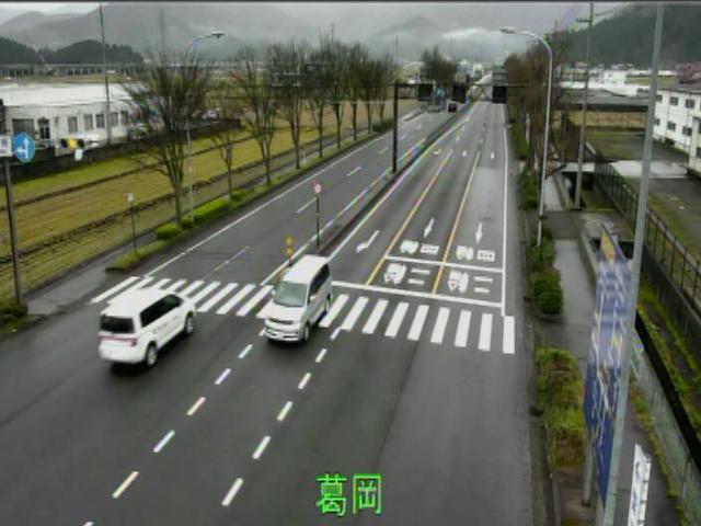 国道8号[越前市 葛岡]ライブカメラ