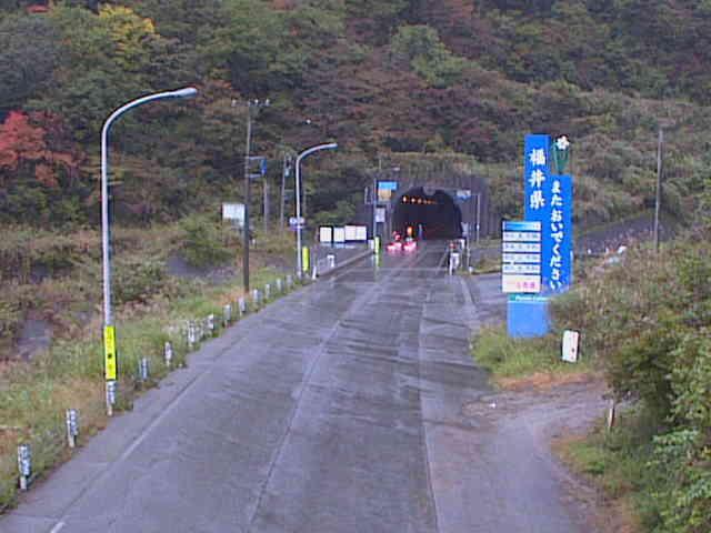 国道157号[勝山市 谷]ライブカメラ