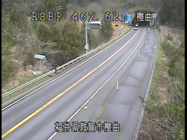 国道8号[田結TN 敦賀側]ライブカメラ